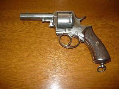 Historický revolver BRITISH KONSTABULÁRY cal.44