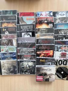 Mix CD 38ks Metal