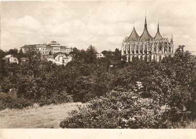 Kutná Hora 1956