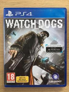 PS4 WATCH DOGS od korunky