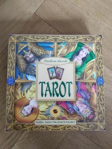 Tarot - dárková kazeta, sada vykládacích karet