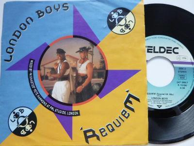 SP LONDON BOYS - Requiem (Special UK Mix)/ Continental Mix LUXUS STAV