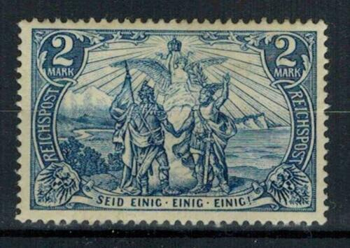 Deutsches Reich - č.64 Freimarken (Mi#600 Euro) zk.Jaschke, ** - Filatelie