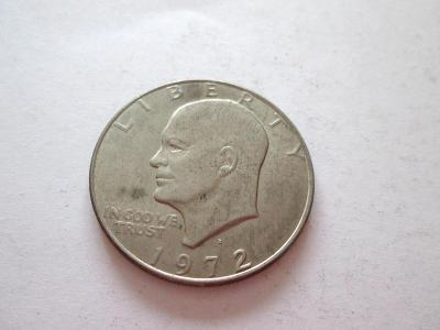 1 dolar 1972 - č.2