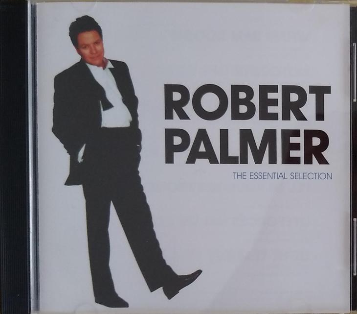 ROBERT PALMER- THE ESSENTIAL SELECTION   CD - Hudba