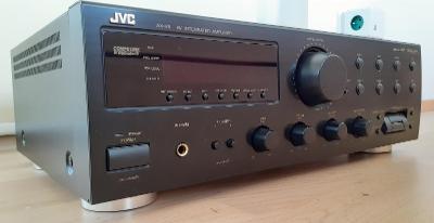 JVC AV integrovaný zesilovač AX-V8 BK