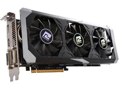 Grafická karta Power color AMD R9 390 8GB zasekává PC! Porouchaná?