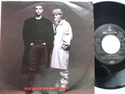 PET SHOP BOYS - So Hard / It Must Be ObviousPARLOPHONE LUXUS STAV