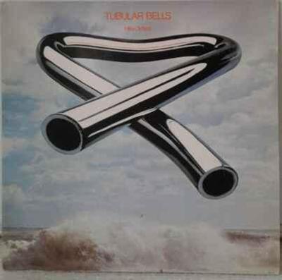 LP Mike Oldfield - Tubular Bells, 1973 EX