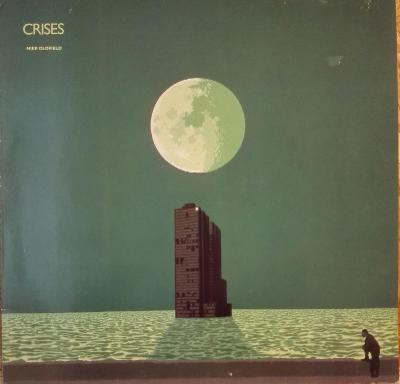 LP  Mike Oldfield - Crises, 1983 EX