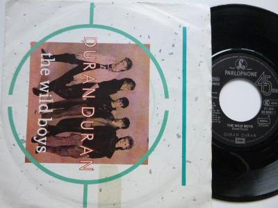 DURAN DURAN - The Wild Boys / (I´m Looking For( Cracks In The Pavement