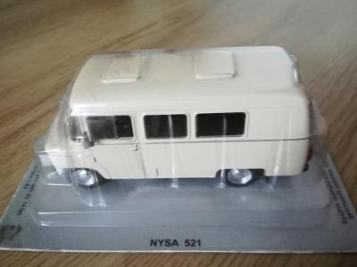Model NYSA 521