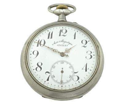 Velké kapesní hodinky Doxa