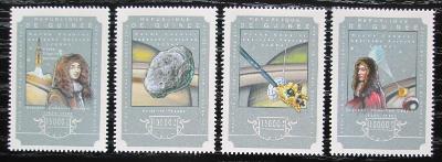 Guinea 2014 Let sondy k planetě Saturn Mi# 10832-35 Kat 20€ 2557