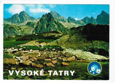 Slovensko - Vysoké Tatry - Velká Studená dolina