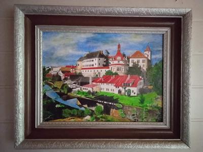 Obraz Jindřichův Hradec
