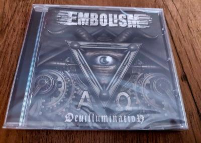 CD  EMBOLISM devillumination