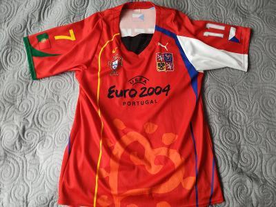 Dres Portugalsko - Česko Euro 2004