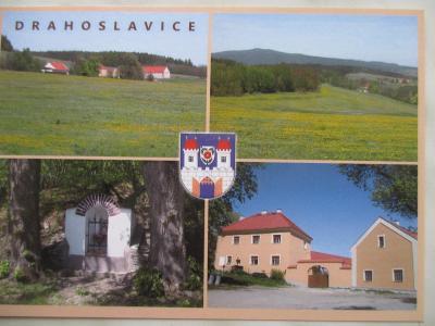 Drahoslavice Český Krumlov  CK