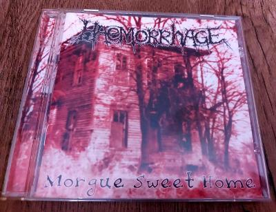 CD HAEMORRHAGE  Morgue sweet home