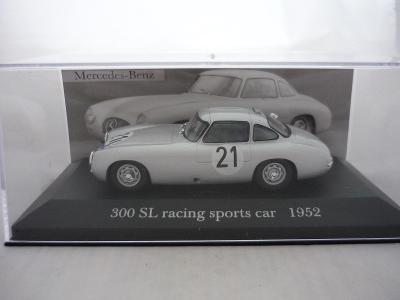 Mercedes Benz 300 SL 1952 DeAgostini 1/43
