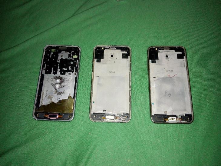 Samsung Galaxy 3x - Mobilní telefony