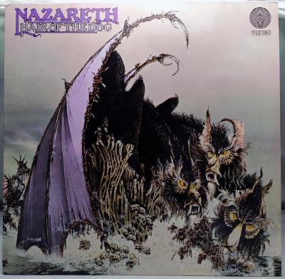 Nazareth – Hair Of The Dog 1975 Germany Vinyl LP 1.press