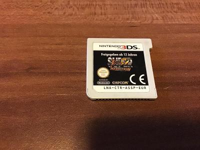 Nintendo hra 3DS - Super Street Figher IV