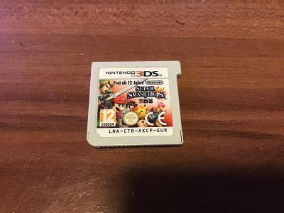 Nintendo hra 3DS - Super Smasch Bros