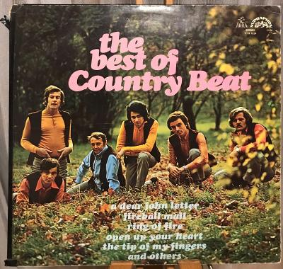 Jiří Brabec & His Country Beat* – The Best Of Country Beat