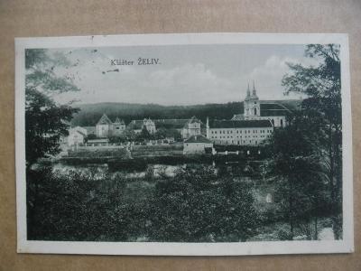 Želiv klášter Pelhřimov