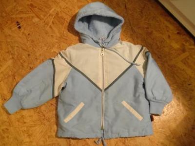 Dětská jarní a podzimní bunda vel. 92