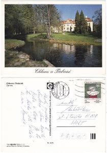 Chlum u Třeboně - zámek