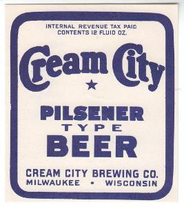 USA Cream City Brg - Milwaukee