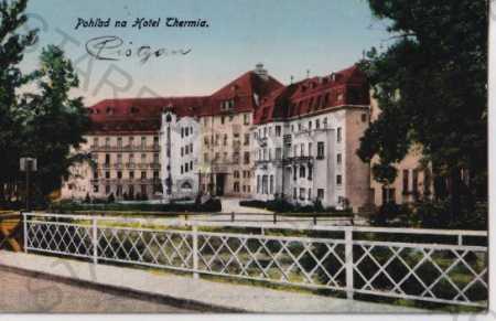 Piešťany (Slovensko) hotel Thermia
