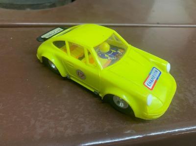 Autíčko na autodráhu ITES. Porsche 911 Ne Igra, KDN, Kaden