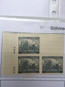 Protektorát 1939 Krajiny,hrady,města I. pof.37II vk2 dz+