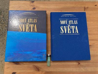 Nový atlas světa, Velký atlas zvířat