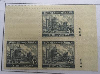 Protektorát 1939 Krajiny,hrady,města I. pof.37II vk1 dz*