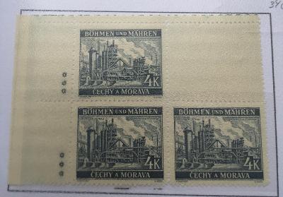 Protektorát 1939 Krajiny,hrady,města I. pof.37II vk2 dz*