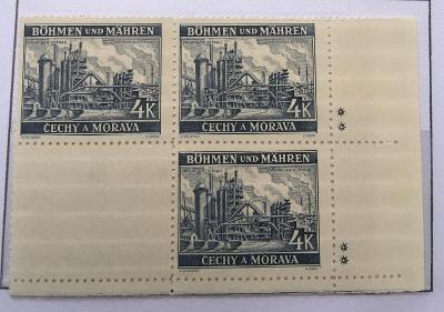 Protektorát 1939 Krajiny,hrady,města I. pof.37II vk3  dz++