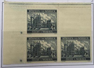 Protektorát 1939 Krajiny,hrady,města I. pof.37I  vk2 dz*