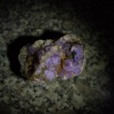 UV aktivní Fluority 3 ks