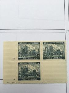 Protektorát 1939 Krajiny,hrady,města I. pof.37I vk4 dz*