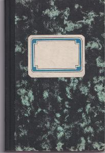 Zápisník zelený, první polovina 20.století