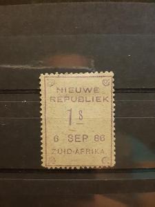 Nová republika známková země  SG č. 32