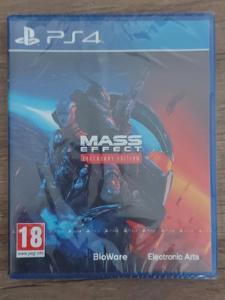 Playstation 4 hra Mass effect Legendary Edition NOVÁ
