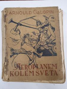 ZAJÍMAVÝ HISTORICKÝ ROMÁN,vydáno 1928