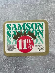 Pivní etikety Samson Originál 36