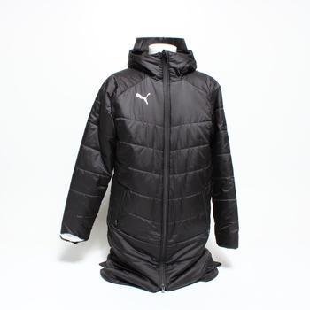 Dámská bunda značky Puma černé barvy